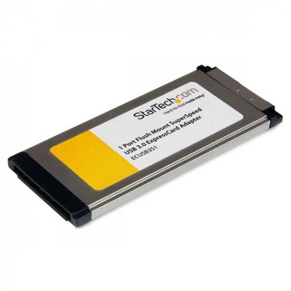 STARTECH Carte contrôleur ExpressCard vers 1 port USB 3.0