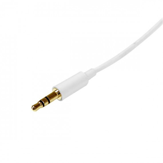 STARTECH CABLE 2M AUDIO ESTEREO 3.5MM