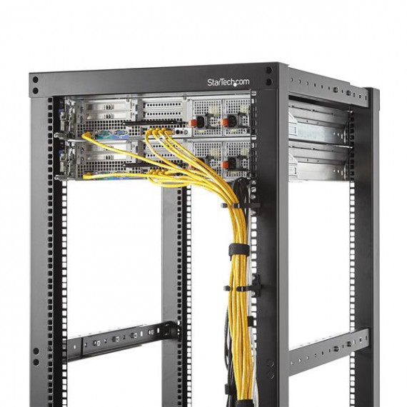 STARTECH StarTech Anneau de gestion de câbles pour racks de serveur 1U