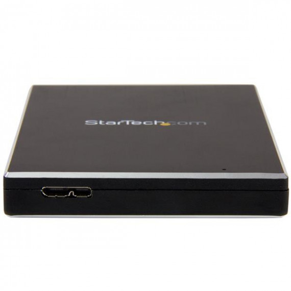 "STARTECH StarTech.com Boîtier USB 3.1 (10 Gb/s) pour disque dur SATA III de 2,5"""