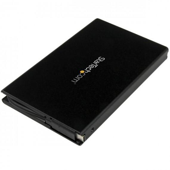 """STARTECH StarTech.com Boîtier USB 3.1 (10 Gb/s) pour disque dur SATA de 2,5"""""""