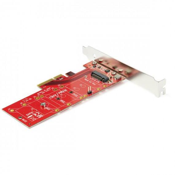 STARTECH Carte contrôleur PCI Express 3.0 x4 vers SSD NVMe M.2 PCIe