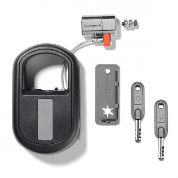 KENSINGTON ClickSafe Retractable