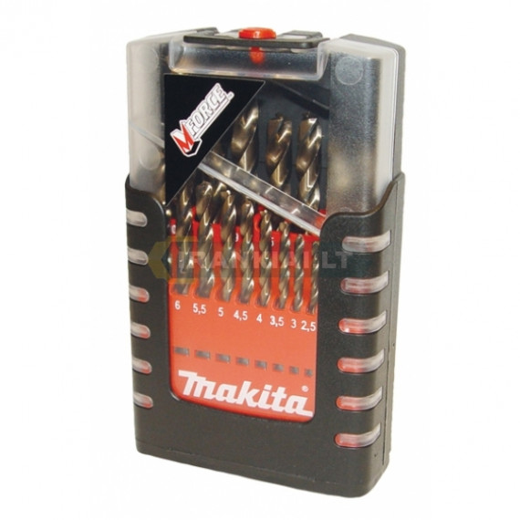 foret Makita M-FORCE 1-10 mm D-29876