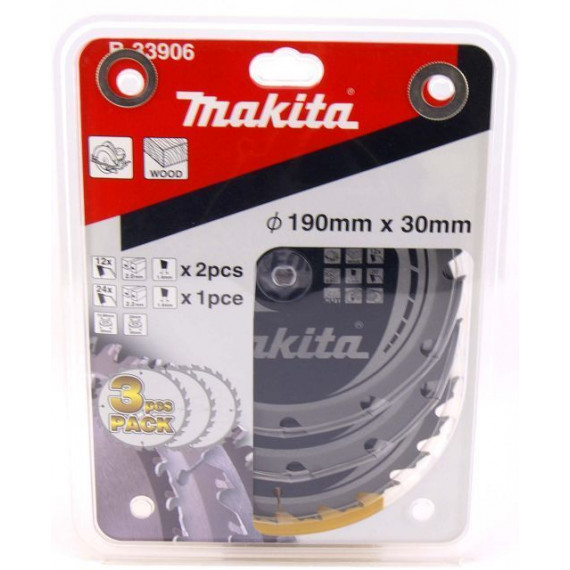 Kit scie cloche Makita B-33906