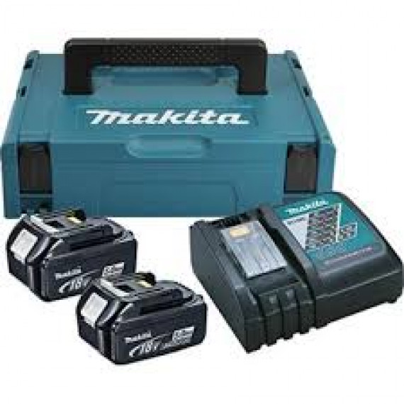 Makita Kit 18V 5Ah 197624-2