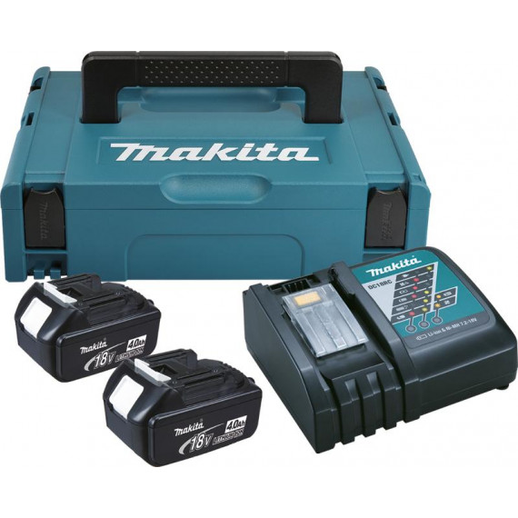 Makita Kit 4Ah 18V