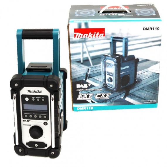 Radio de chantier Makita DMR110