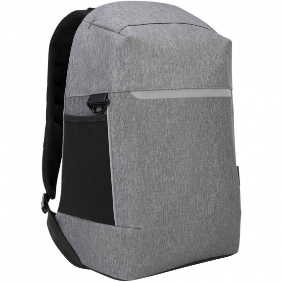 """TARGUS Citylite Security Backpack 15.6"""" Gris"""