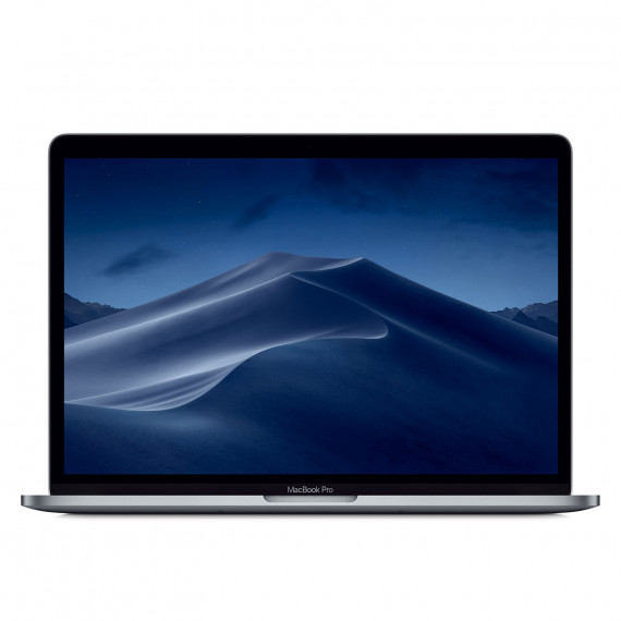 "APPLE MacBook Pro (2019) 13"" avec Touch Bar Gris sidéral (MV962FN/A)"
