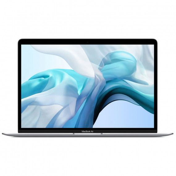 "APPLE MacBook Air 13.3"" LED 128 Go SSD 8 Go RAM Intel Core i5 bicœur à 1.6 GHz Argent Nouveau MVFK2FN/A"