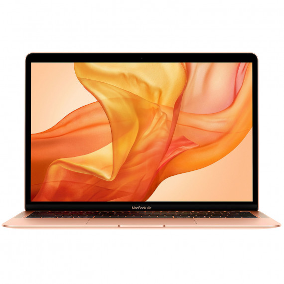 "APPLE MacBook Air 13.3"" LED 128 Go SSD 8 Go RAM Intel Core i5 bicœur à 1.6 GHz Or Nouveau MVFM2FN/A"
