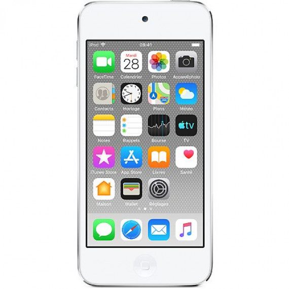APPLE iPod touch (2019) 128 Go Argent