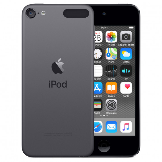 APPLE iPod touch (2019) 128 Go Gris Sidéral