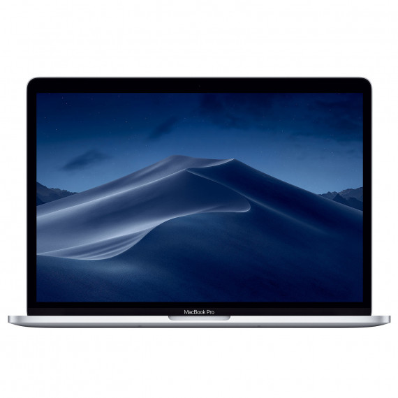 APPLE MacBook Pro 13.3'' Touch Bar 256 Go SSD 8 Go RAM Intel Core i5 quadricœur à 1.4 GHz Argent Nouveau MUHR2FN/A