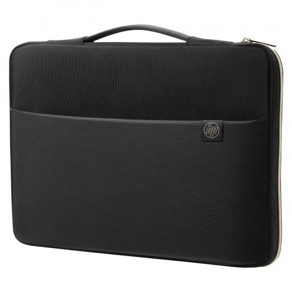 "HP Carry Sleeve 15"" Noir/Or"