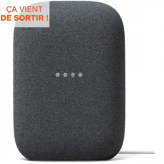 GOOGLE Nest Audio Charbon
