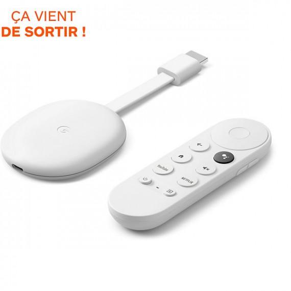 GOOGLE Chromecast avec  TV