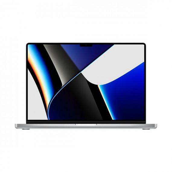APPLE MacBook Pro 16' 512 Go SSD 16 Go RAM Puce M1 PRO CPU 10 cœurs GPU 16 cœurs Argent Nouveau
