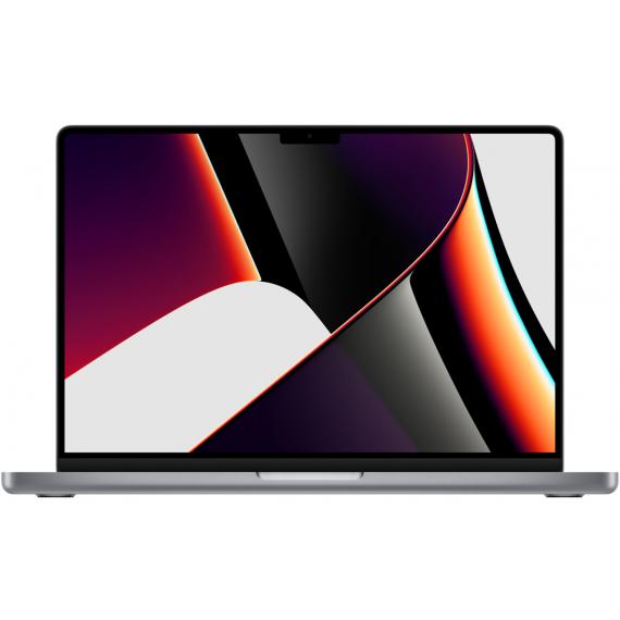 APPLE MacBook Pro 14' 512 Go SSD 16 Go RAM Puce M1 PRO CPU 8 cœurs GPU 14 cœurs Gris sidéral Nouveau