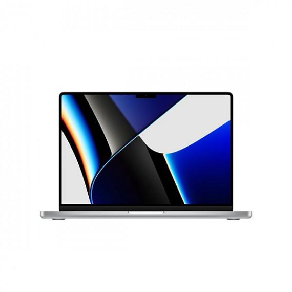 APPLE MacBook Pro 14' 512 Go SSD 16 Go RAM Puce M1 PRO CPU 8 cœurs GPU 14 cœurs Argent Nouveau