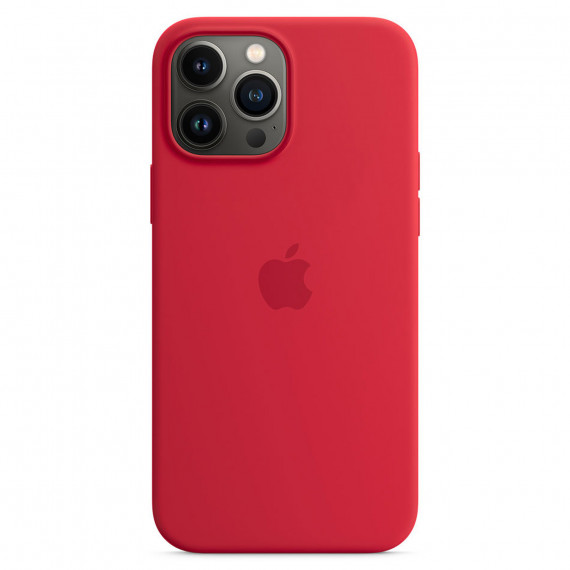 APPLE IPHONE 13 PRO MAX SI CASE RED-ZML