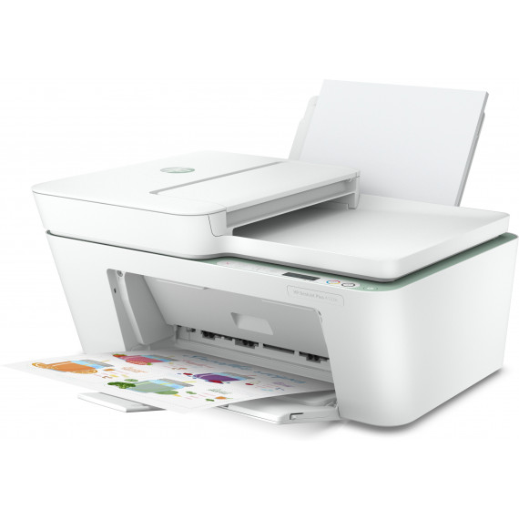 HP HP DeskJet 4122e AiO A4 color 5.5ppm HP DeskJet 4122e All-in-One A4 color 5.5ppm Print Scan Copy