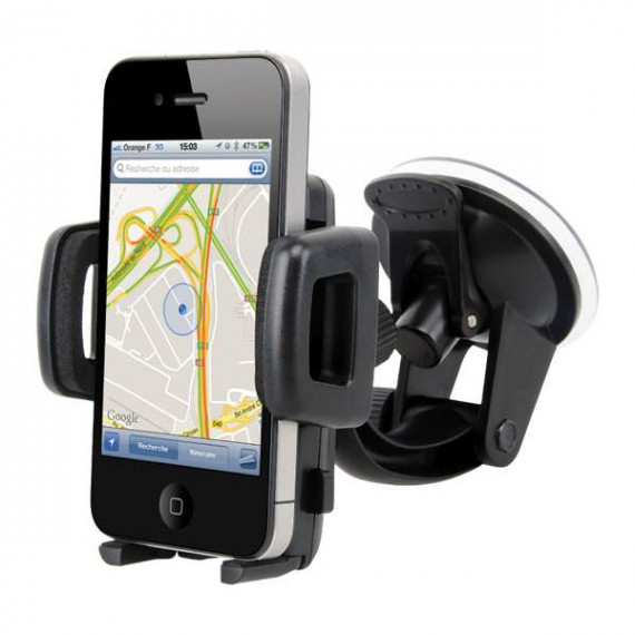CAMPUS Support pare-brise universel pour smartphone  Roadmap