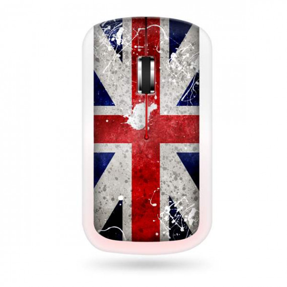 Souris sans fils Advance design UNION JACK Flag