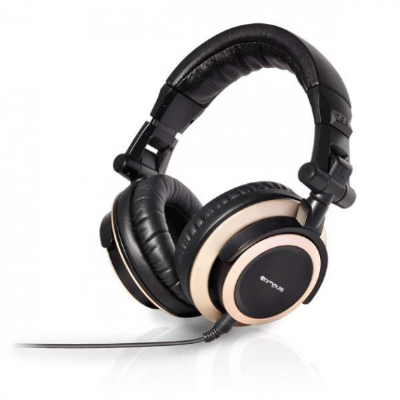 CAMPUS Micro Casque audio DJ Jack 3,5 + 6,35 mm  Harlem
