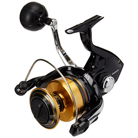 SHIMANO Moulinet Shimano Socorro SW. Poids: 640 g, Taille 10000