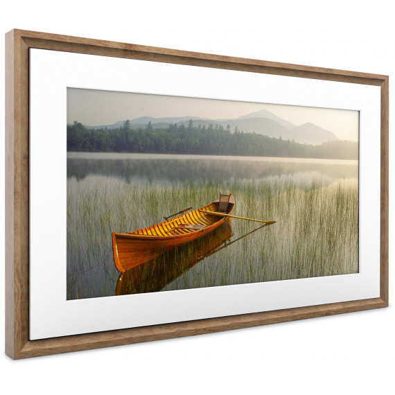 NETGEAR MEURAL 21.5p canvas dark wood  MEURAL 55cm 21.5p canvas dark wood frame