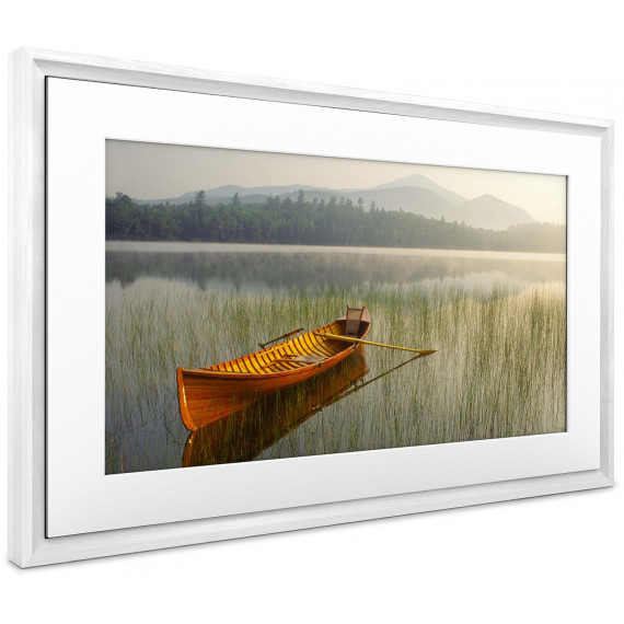 NETGEAR MEURAL 21.5p canvas white wood  MEURAL 55cm 21.5p canvas white wood frame