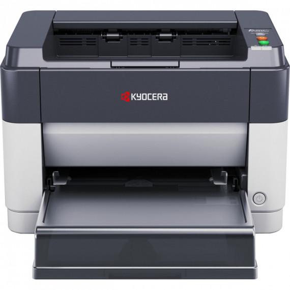 Imprimante Laser Kyocera FS-1061DN blanc/gris, USB/LAN