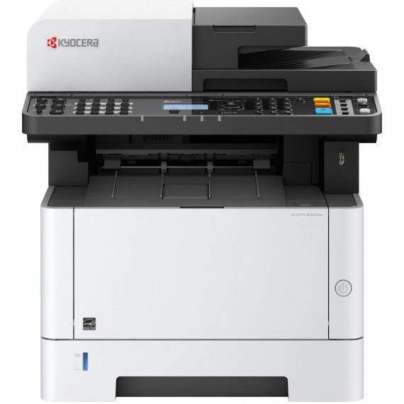 Imprimante Multifonction Kyocera ECOSYS M5526CDW gris/noir, USB/LAN/WLAN, Scan, Copie, Fax