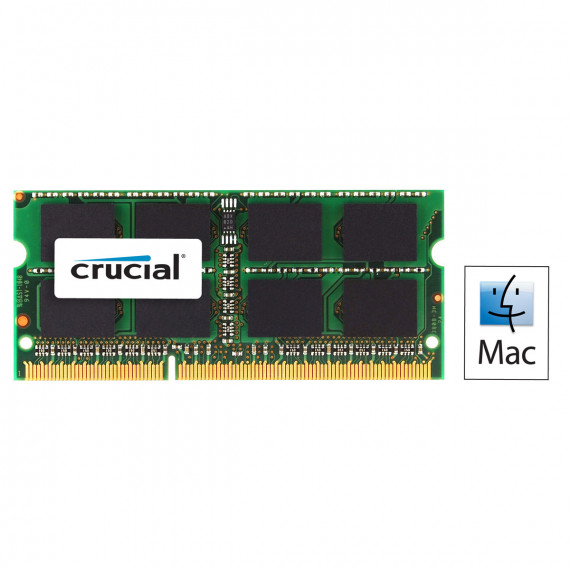 CRUCIAL for Mac SO-DIMM 4 Go DDR3 1866 MHz CL13