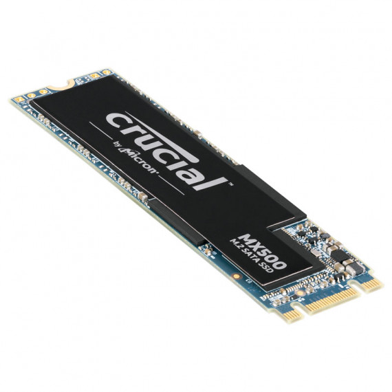 CRUCIAL SSD MX500 M.2  SATA 6G - 1 To