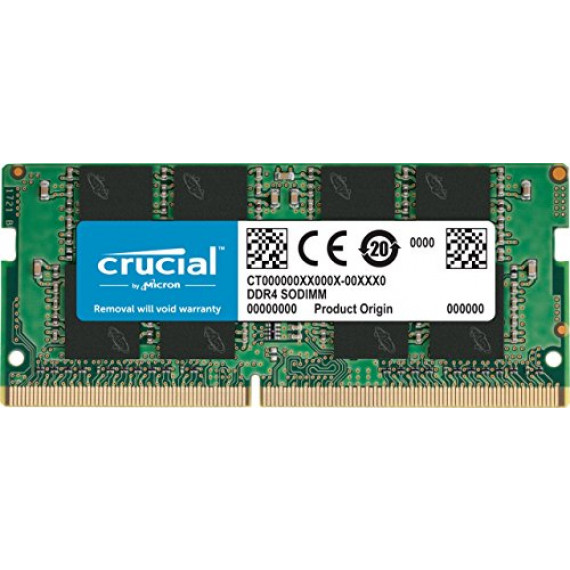 CRUCIAL SO-DIMM DDR4 8 Go 3200 MHz CL22