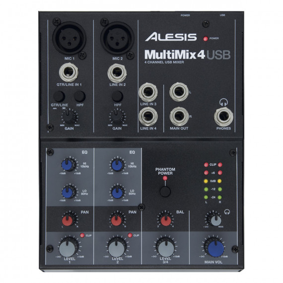 ALESIS Alesis Multimix 4 USB