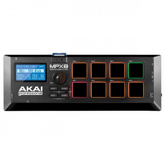 Akai Professional Akai Pro MPX8