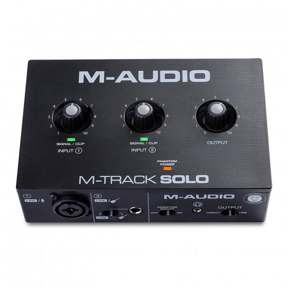 M-AUDIO M-Audio M-Track Solo