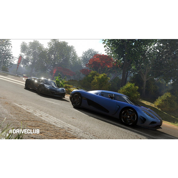 Sony Computer Entertainment Driveclub (PS4)