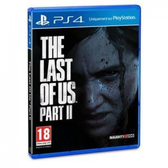 SONY Jeu PS4  The Last of Us 2