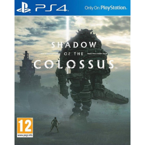 Sony Computer Entertainment Shadow of the Colossus (PS4) (Pré-commande