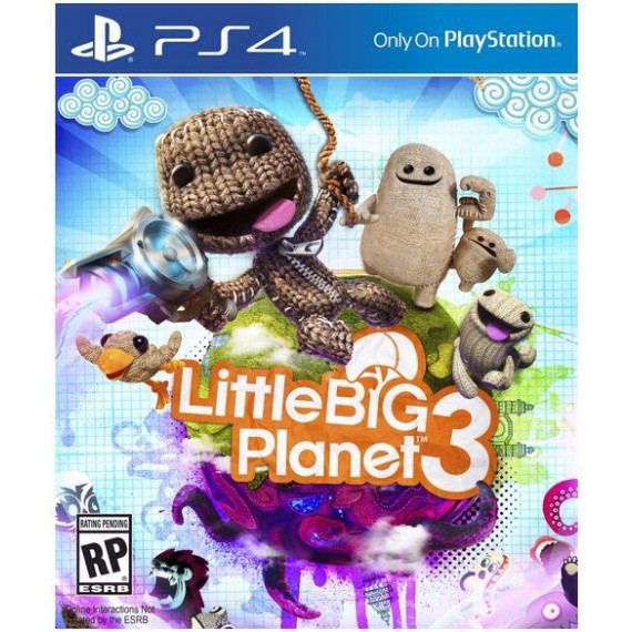 Sony Computer Entertainment Little Big Planet 3 (PS4)