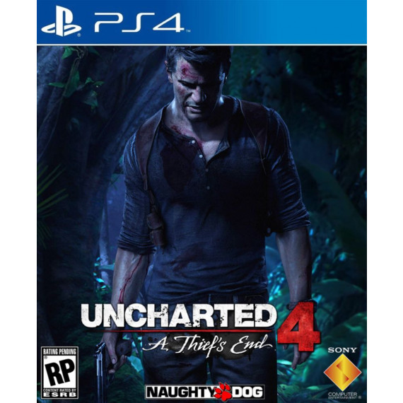 Sony Computer Entertainment Uncharted 4 : A Thief's End (PS4)