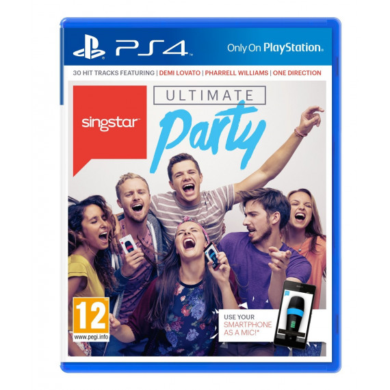 Sony Computer Entertainment Singstar Ultimate Party (PS4)