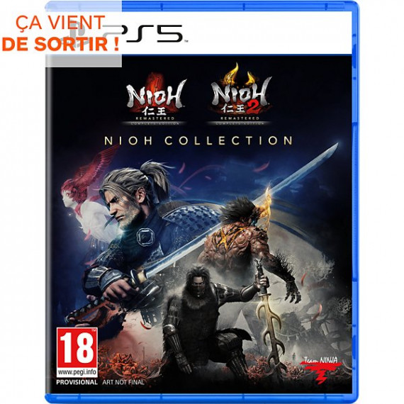 SONY Jeu PS5  Nioh Collection