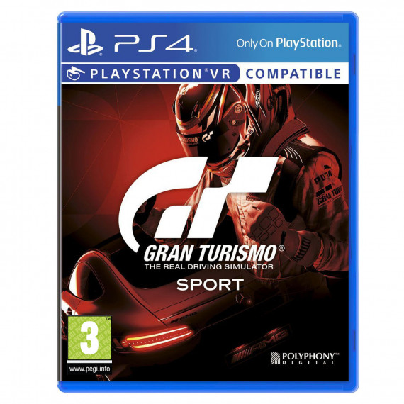 Sony Computer Entertainment Gran Turismo Sport (PS4)