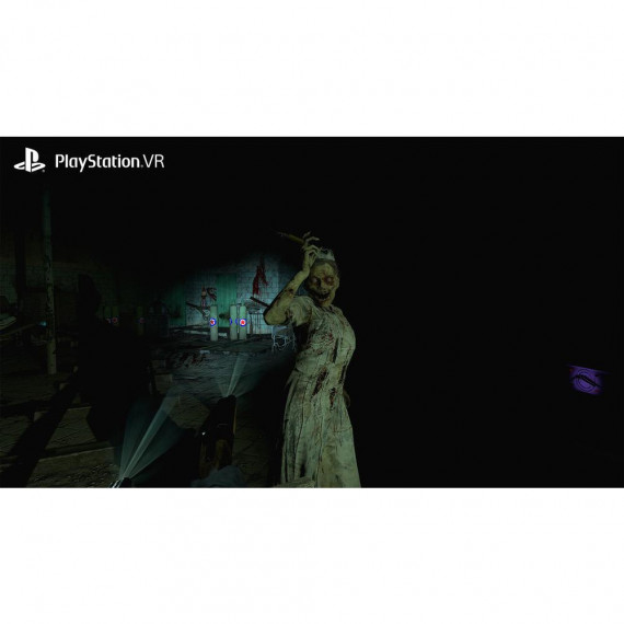 Sony Computer Entertainment Until Dawn : Rush of Blood (PS VR)